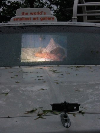 Drive-In Installation View