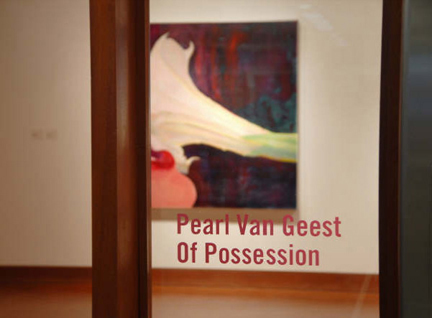 """Of Possession"". Installation View Cambridge Galleries: Preston."